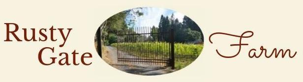 Rusty Gate Farm header image